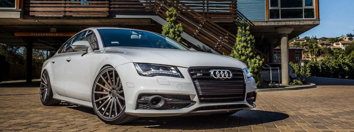 vossen wheels dealer vossen hybrid forged wheels vossen VFS2 wheels audi s7