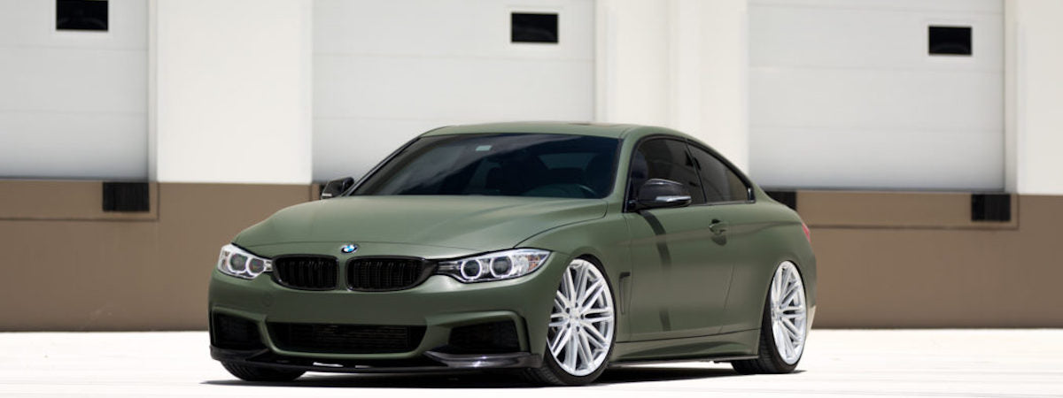 vossen wheels dealer vossen hybrid forged wheels vossen VFS4 wheels bmw 435