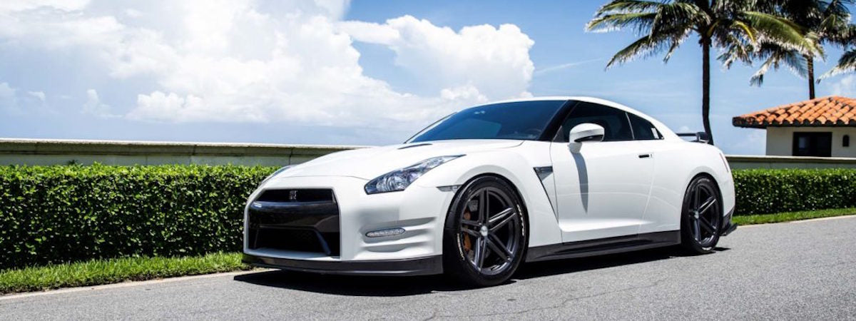 vossen wheels dealer vossen hybrid forged wheels vossen VFS5 wheels nissan gtr