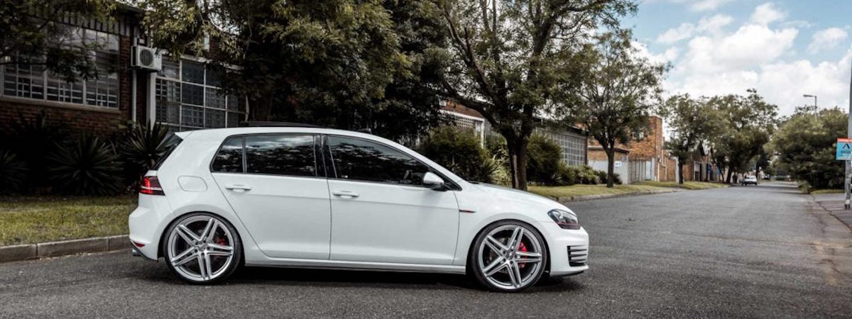 vossen wheels dealer vossen hybrid forged wheels vossen VFS5 wheels vw gti