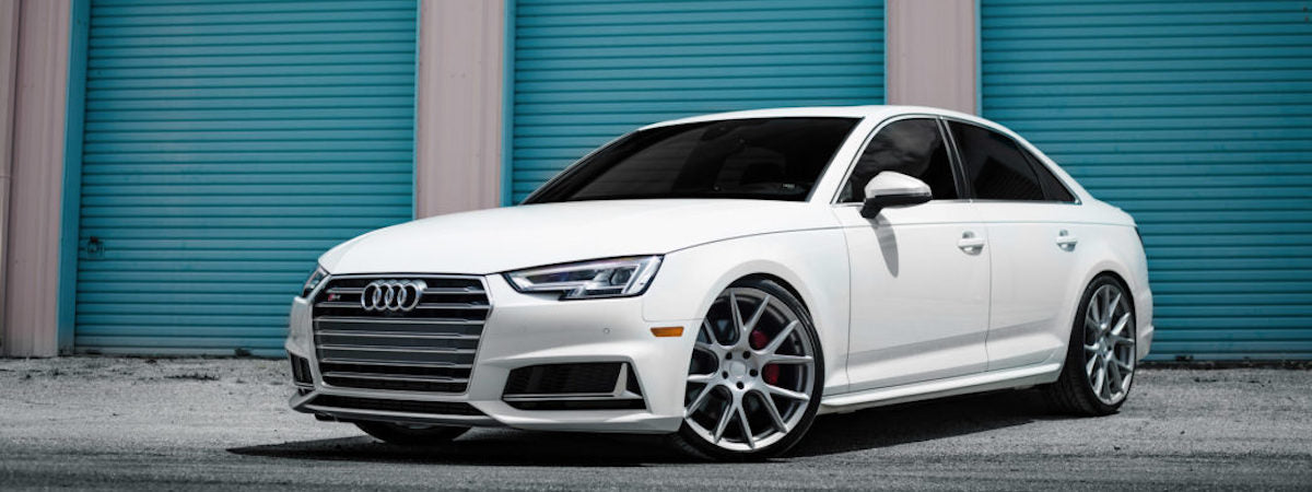 vossen wheels dealer vossen hybrid forged wheels vossen VFS6 wheels audi s4