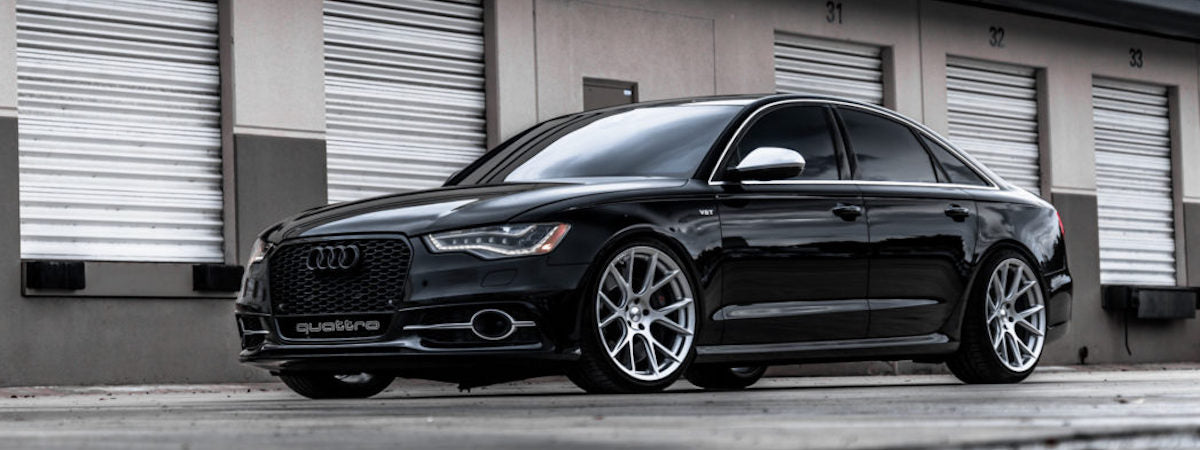 vossen wheels dealer vossen hybrid forged wheels vossen VFS6 wheels audi s6