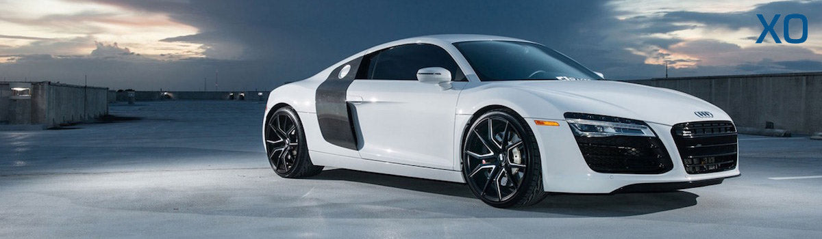 xo wheels dealer xo Verona wheels xo concave wheels audi r8