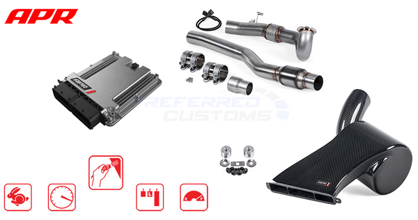 APR Tuning High Output 2.0T EA888 Gen3 MQB TTS Stage 2 Tuning Package