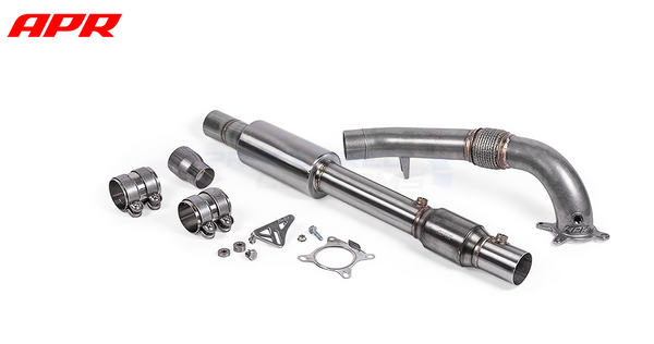 APR Tuning EA888 Gen1 AWD Cast Downpipe Exhaust System