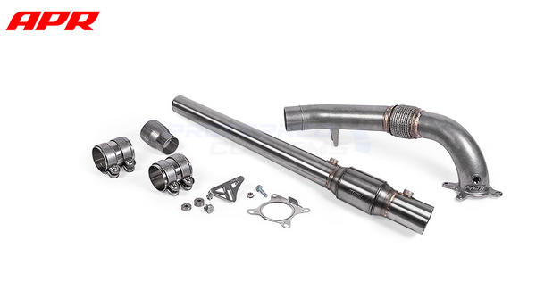 APR Tuning EA888 Gen1 FWD Downpipe Exhaust System