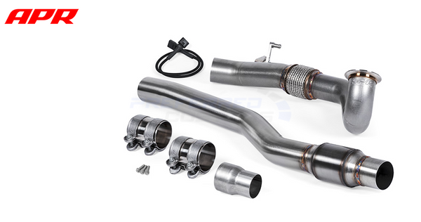 APR Tuning MQB AWD Downpipe Exhaust System