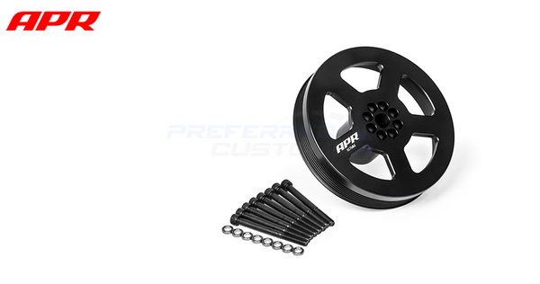 APR Tuning Supercharger Crank Pulley