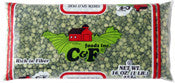 C & F Foods Green Split Peas