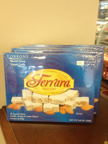 Ferrara Almond Honey Torrone