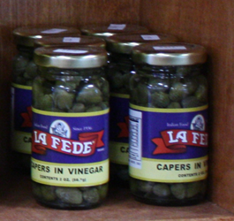 Imported La fede Capers