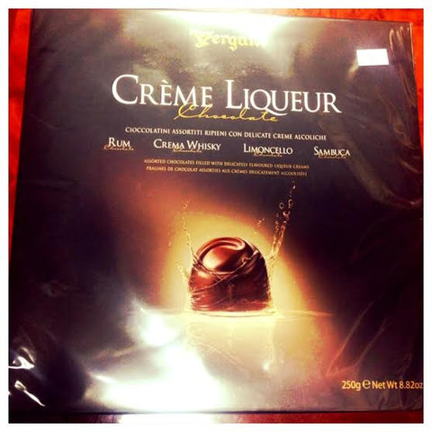 Vergani Creme Liqueur Assortment Box