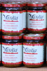 Vantia Imported Red Pesto Spread