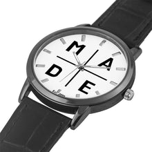 Load image into Gallery viewer, All Black 'Imperial' MADE Watch