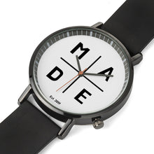 Load image into Gallery viewer, All Black 'Regency' MADE Watch