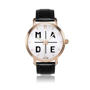 All Gold 'Speciale' MADE Watch