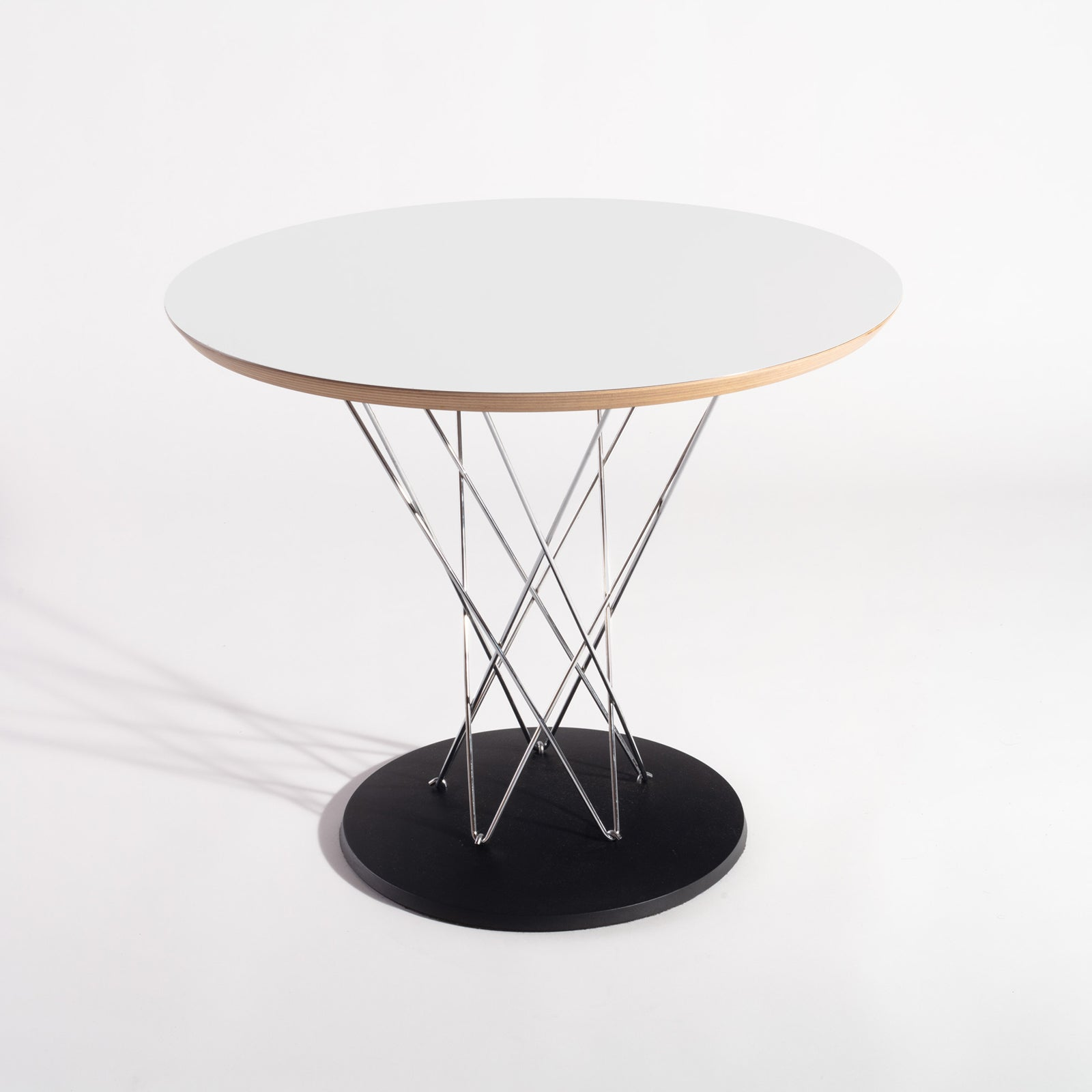 Noguchi Cyclone Side Table 24""