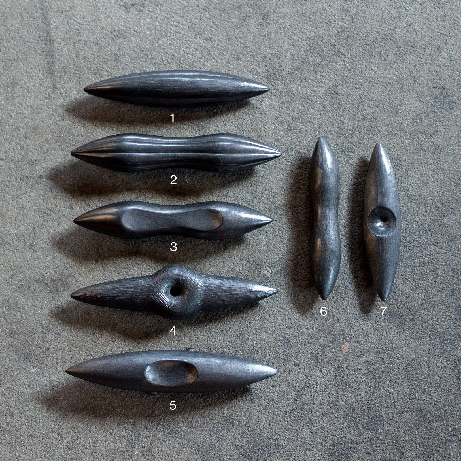 Graphite Objects
