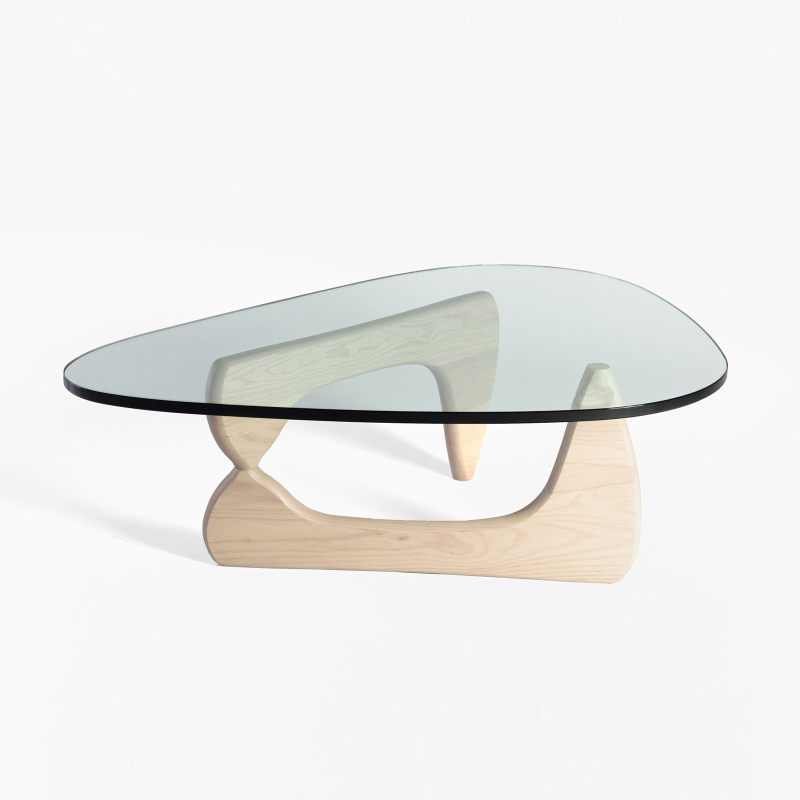 Noguchi Coffee Table, White Ash