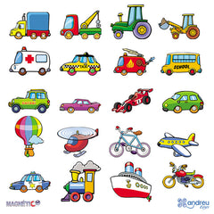 Magnetic Vehicles / transport