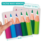 Tactile Maxi Memory Everyday Life