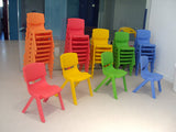 Plastic chairs Ergo