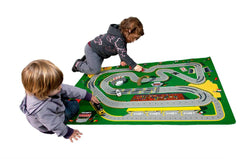 Racing Circuit Mat