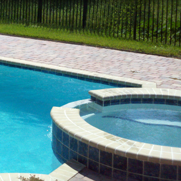 Regular Pool & Spa Service  $100