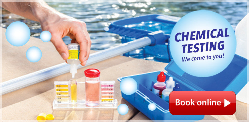 Indigo Pool Care banner