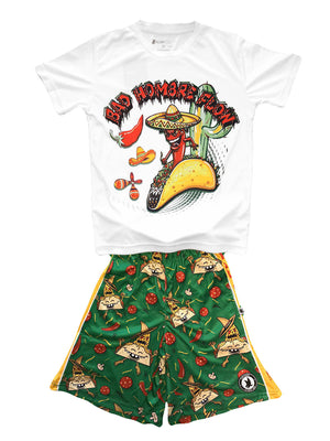 Boys Bad Hombre Flow Attack Outfit