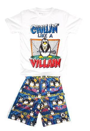 Boys Chillin' Villain Outfit