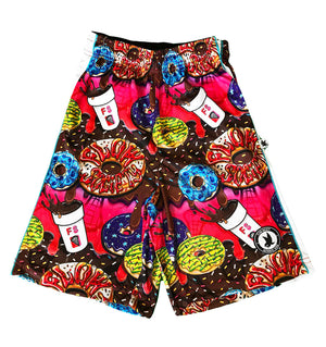 Boys Donut Flow Attack Short