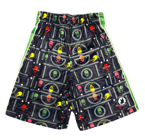 Mens Lax Man Attack Short