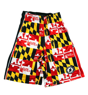 Mens Maryland Attack Short