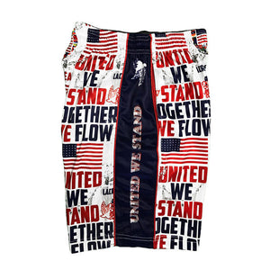 Mens United We Flow Attack Short