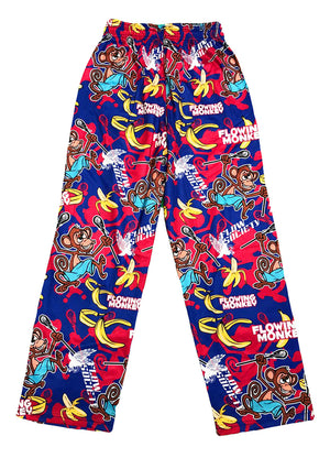 Boys Flowing Monkey Lounge Pants