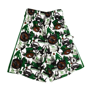 Boys Boston Basketball Short