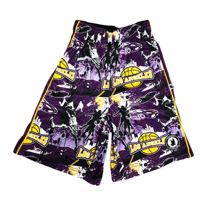 Boys LA Basketball Short