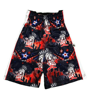 Toddler 4th Flowday Attack Short