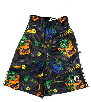Boys Franken Flow Attack Short