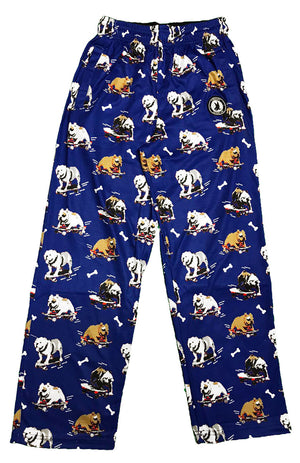 Boys Bull Dog Lounge Pants