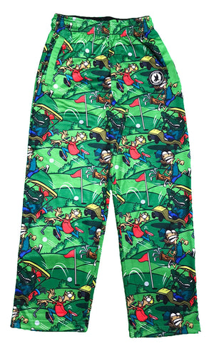 Boys Golfing Gator Lounge Pants
