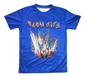Boys Flow City Tee Shirt