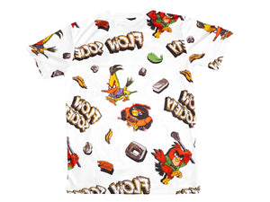 Boys Flow Fowl Tee Shirt