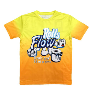 Boys Don't Squeeze The Flow Shirt