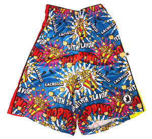 Mens Flow Popcorn Attack Short