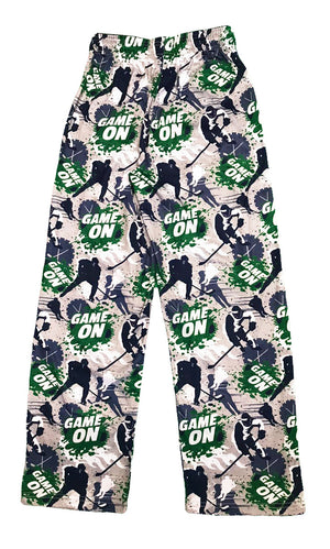 Boys Game On Lounge Pants