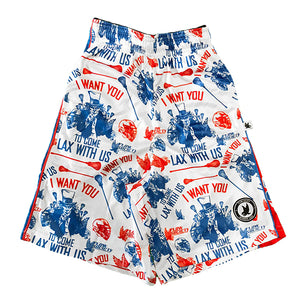 Boys Uncle Sam Short
