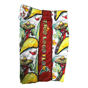 Boys Taco Loco Flow Short