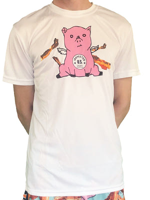 Boys Bacon Attack Tee Shirt